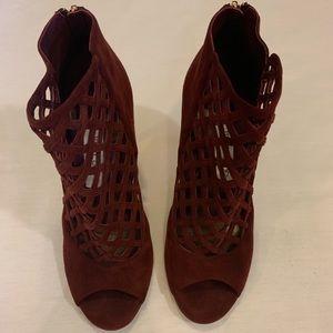 Jimmy choo heeled bootie